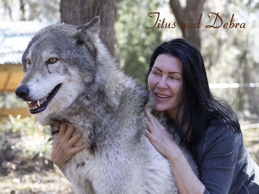 Titus and Deb